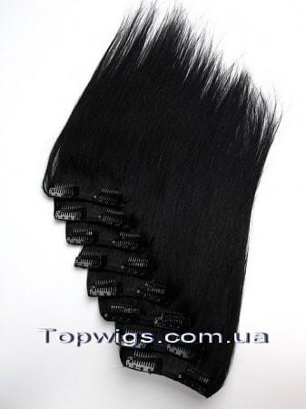 Волосы на заколках Clip 16HH (8 прядей, 42 см)