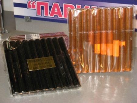 Кератиновая смола 11,5*120 - 1шт.