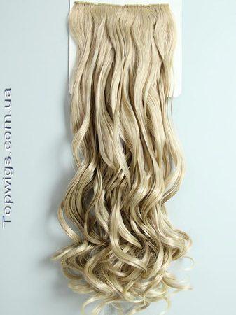 Волосы на заколках 3777
