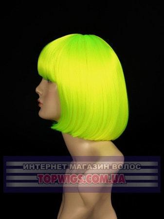 Яркие парики 8039