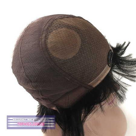 Натуральный парик на сетке Ashley HH Mono