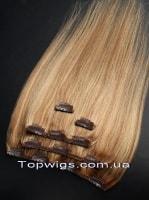 Волосы на заколках Clip 20HH (5 прядей, 51 см)