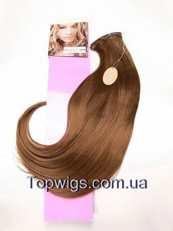 Волосы на заколках Clip1672 (термоволосы 55 см)