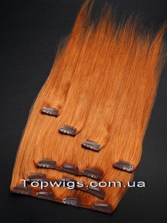 Волосы на заколках Clip 18HH (7 прядей, 45 см)