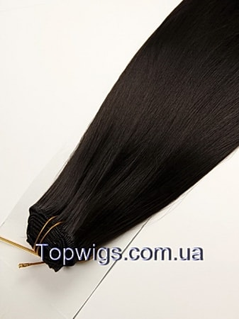Волосы на заколках Clip EX01 (термоволосы 45 см)