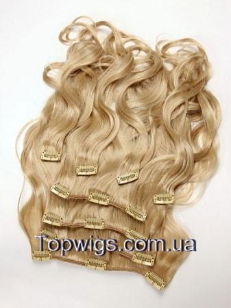 Волосы на заколках Clip EX04 (термоволосы 50 см)