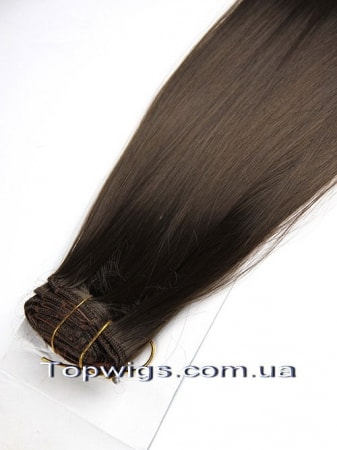 Волосы на заколках Clip EX07 (термоволосы 70 см)