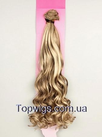 Волосы на заколках меганабор Clip in Hair (Wave)