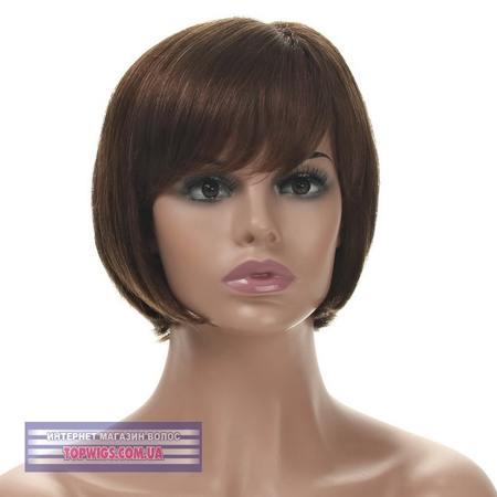 Натуральный парик каре Diana HH Mono на сетке