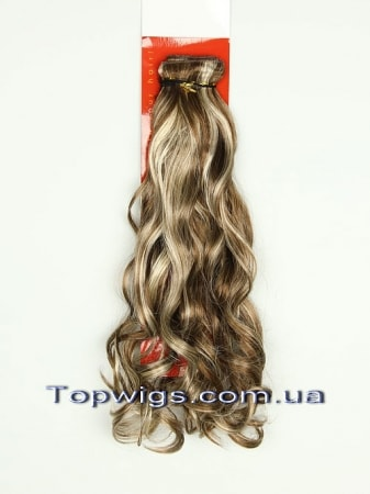 Прядь волос с заколками GFT229A