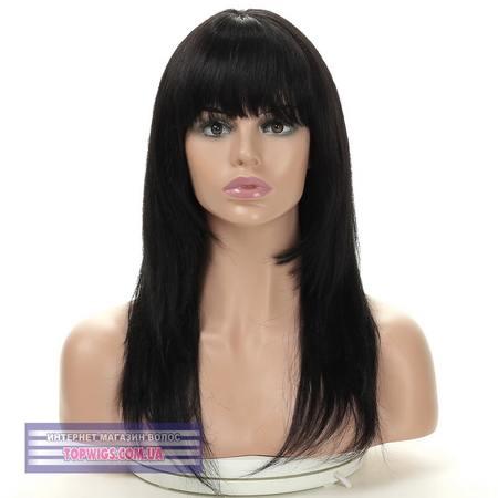 Длинный парик из натуральных волос Sweet HH
